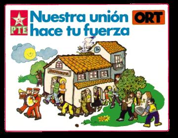 Historia de la ORT desde sus orígenes hasta su disolución. Un homenaje a todos aquellos, que con privaciones personales y familiares, trataron de crear una sociedad más justa.