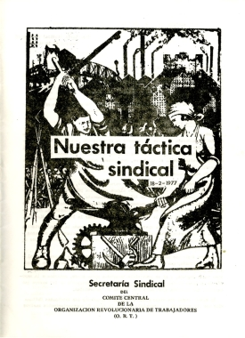 En lucha, ORT, UJM, MEMORIA HISTÓRICA, , SINDICATO UNITARIO ,SU