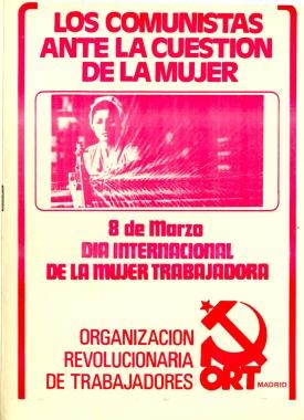 LOS COMUNISTAS ANTE LA CUESTIÓN DE LA MUJER. Revolución Socialista. Revolución Proletaria.Imperialismo como últina etapa del Capitalismo. Imperialismo antesala del Socialismo según Lenin